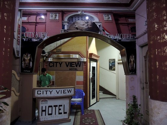 City View Hotel: The hotel is situated on the 5th floor