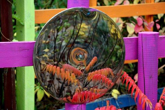 Trentham, UK: Sencory garden