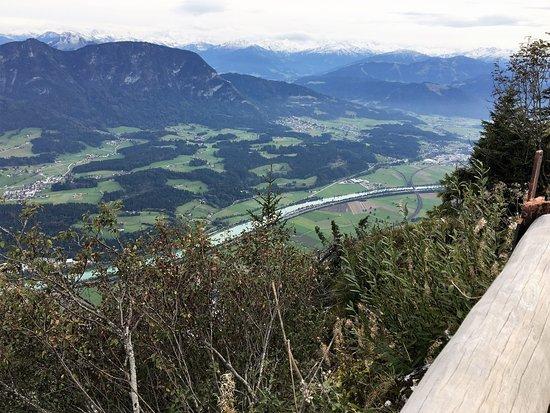 Thiersee, Austria: Vom Pendling nach Süden