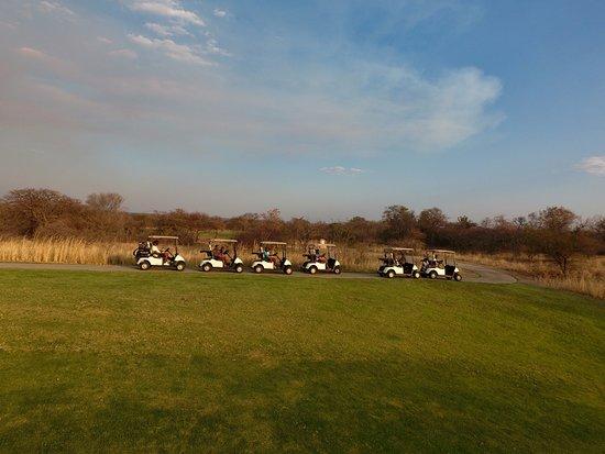 Euphoria Golf Estate & Hydro: Enjoy a round of Golf