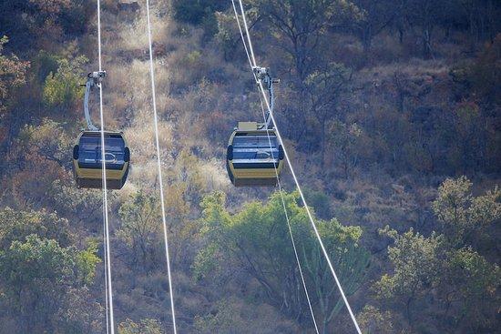 Euphoria Golf Estate & Hydro : Enjoy a ride in our Cable Car