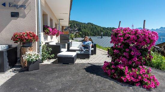 Hotel Slalom: lounge