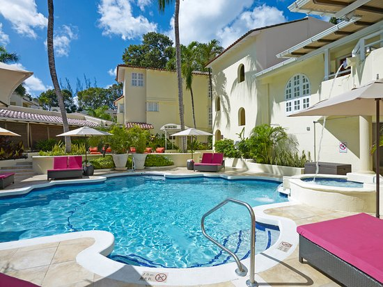 Paynes Bay, Barbados: Adults Only Spa Pool