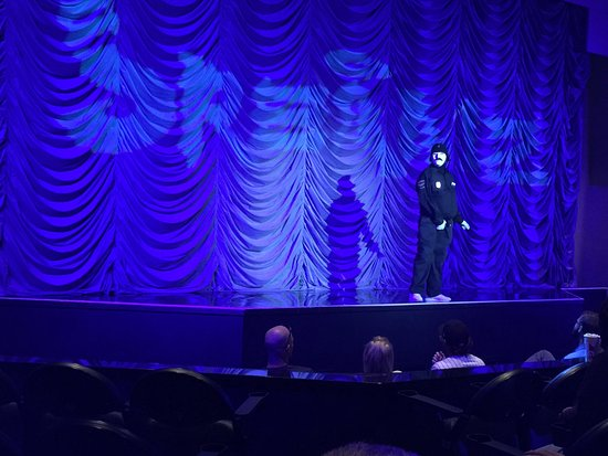 photo2 jpg - Picture of Jabbawockeez, Las Vegas - TripAdvisor