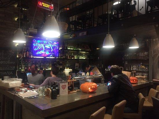 Brasserie Belge '0.33': Фото после Хеллоуина