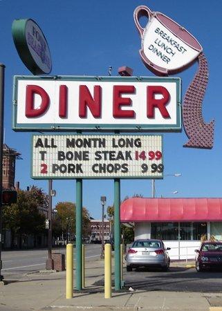 Bryan, Οχάιο: Four Seasons Diner