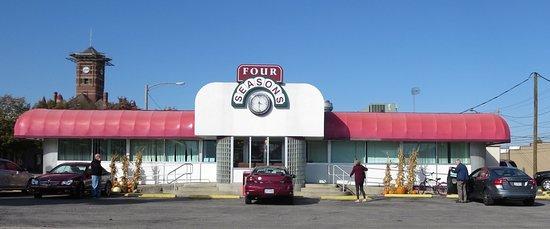 Bryan, OH: Four Seasons Diner