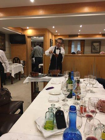 Restaurante restaurante san clemente en santiago de for Cocinas santiago de compostela