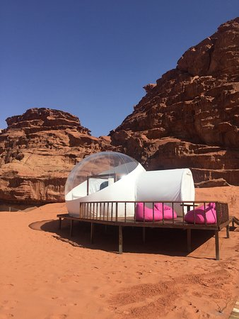 Image result for wadi rum luxury camp
