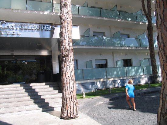 Ciudad Castelldefels Hotel Official Website 3 Star