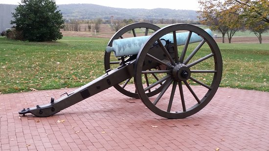 Sharpsburg, MD: One of many canons