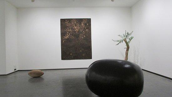 Centro de Artes Visuales Fundación Helga de Alvear: Olivo de Alpechín,de Federico Guzmán.