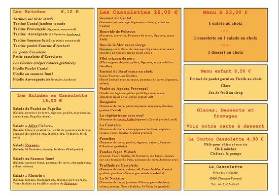 Restaurant Le Dome Menu Et Prix