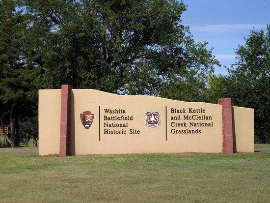 Oklahoma: Washita site