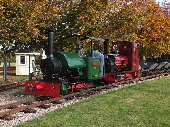 ‪Bredgar & Wormshill Light Railway‬