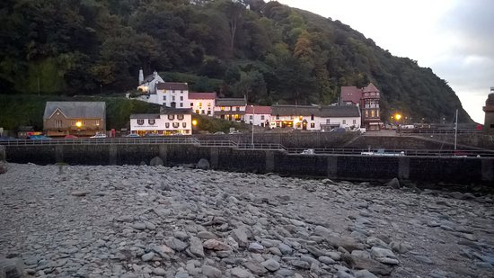 Riverside Cottage: Lynmouth westside
