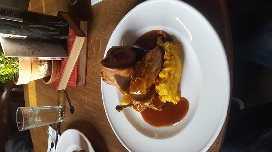 The Minster Arms: Another amazing meal at the Minster :)