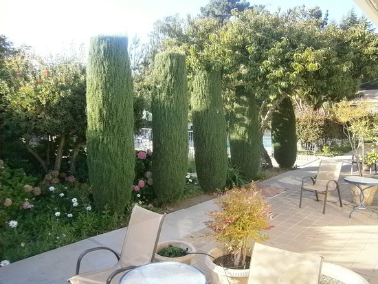 Garden Patio Picture of Country Garden Inns Carmel Valley
