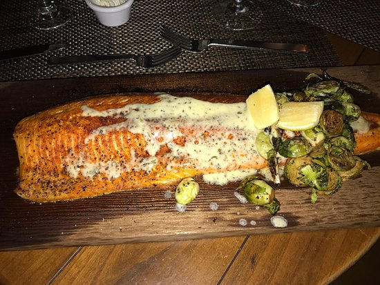 Cle Elum, WA: Steelhead - One of the best fish dishes I've ever eaten!