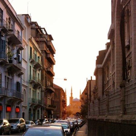 Gemmayzeh Street