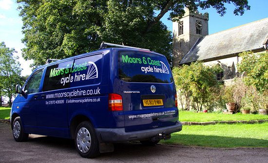 North York Moors National Park, UK: All equipement delivered to your location