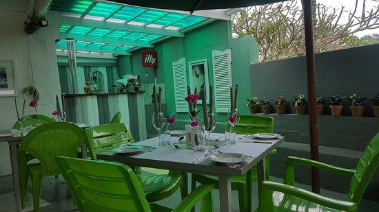 Trafalgar, Sør-Afrika: De Ras photogallery and Gallery Cafe