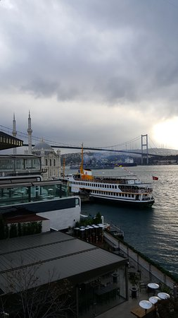 Radisson Blu Bosphorus Hotel, Istanbul: Junior Suite View