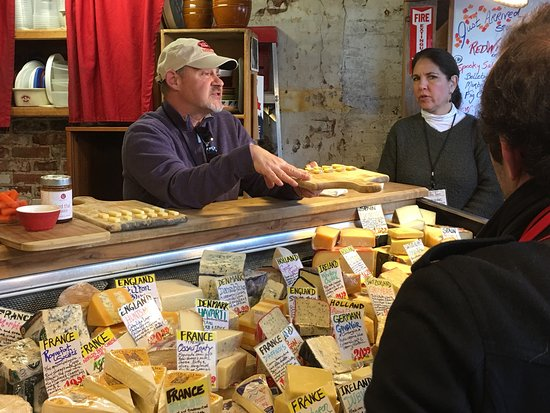 Maine Foodie Tours - Culinary Walking Tours: Excellent walking tour with Harold!