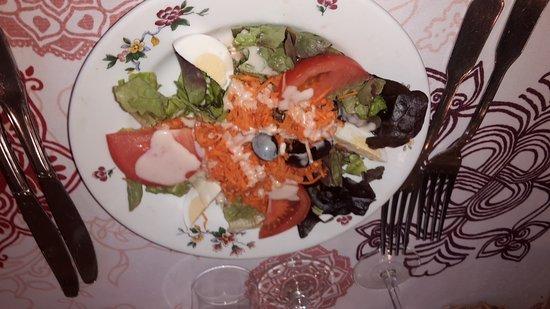 Pouillon, Γαλλία: Restaurant Le Lac de Luc