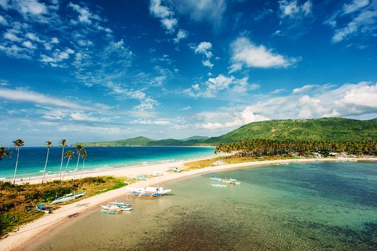 Nacpan Beach View Point