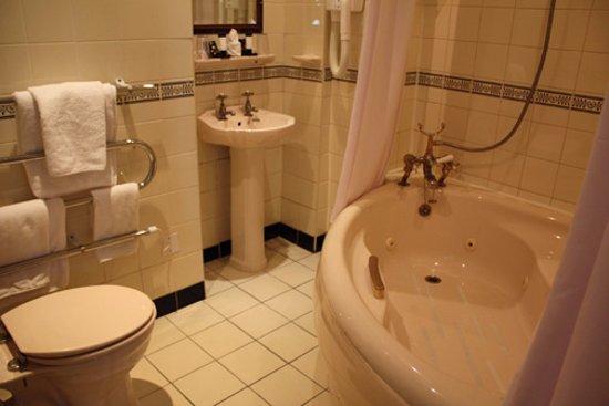 Wynn's Hotel: Room 394 - bathroom with Jacuzzi