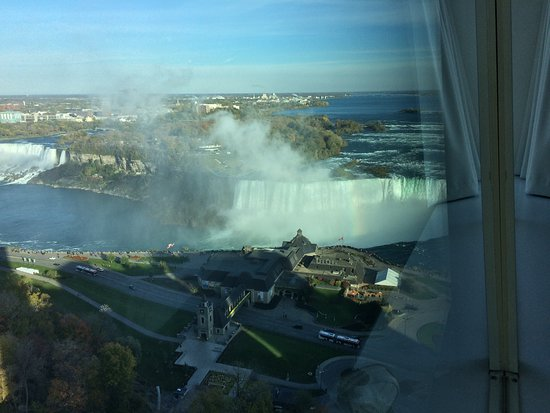 The Tower Hotel Room 2703 Queen Partial Falls View