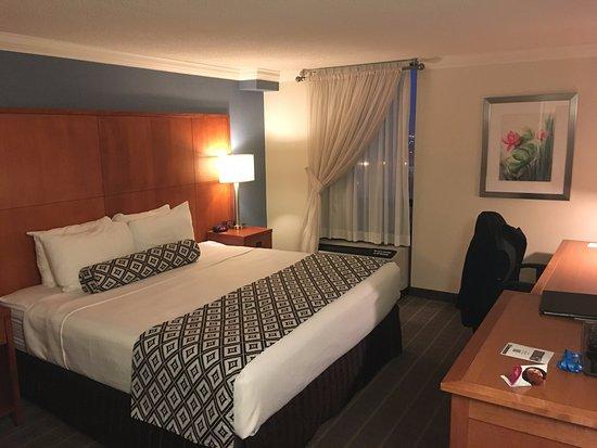 Crowne Plaza Toronto Airport Hotel Room