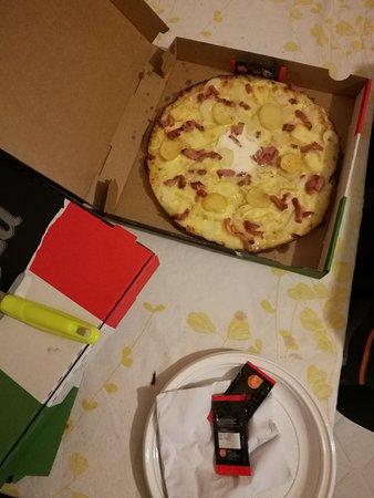 img 20161030 194851 photo de pizza du chef issy les moulineaux tripadvisor. Black Bedroom Furniture Sets. Home Design Ideas
