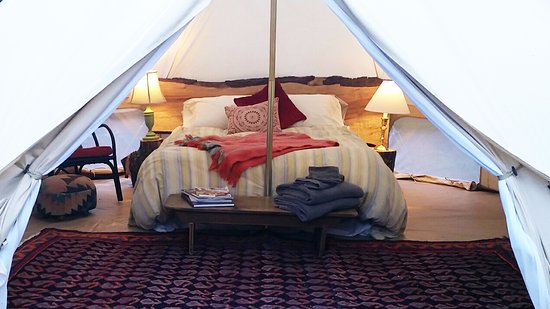 Granville, OH: Glamping at Orchard House