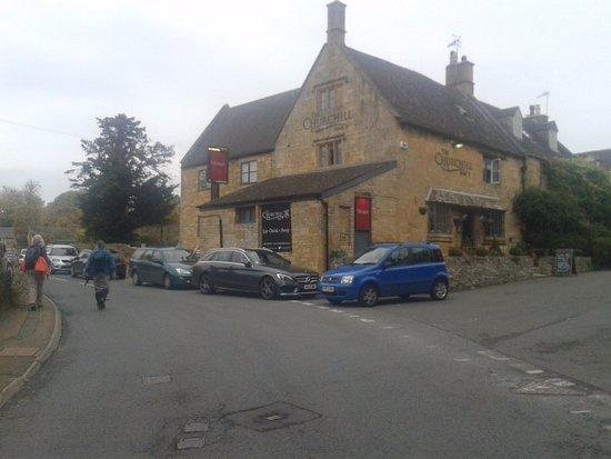 Paxford, UK: Exterior