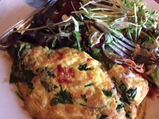 Salt Spring Inn Restaurant : Gluten free