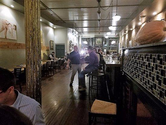 Pinpoint Restaurant Wilmington Nc