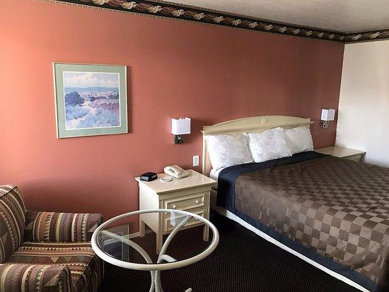 Highland Inn: Bedroom