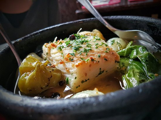Excelente Restaurante LISBOA GASTRONOMIA