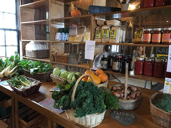 Southborough, MA: Lovely Chestnut Hill Farm Stand