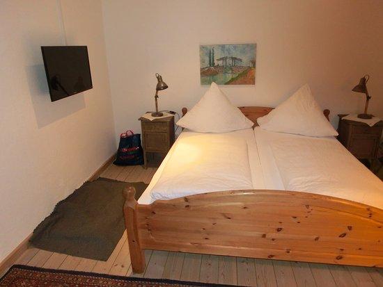 Weinhaus Moselschaenke: Schlafzimmer