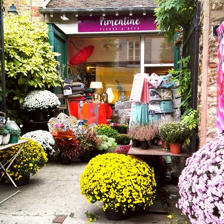 Barbizon, France: Pimentine