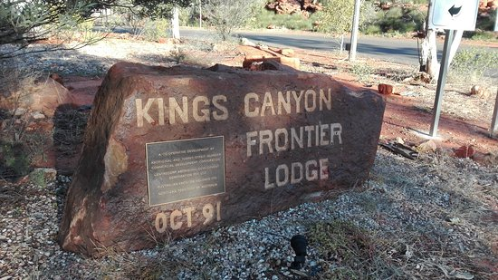 Kings Canyon Resort: IMG_20160729_083756_large.jpg