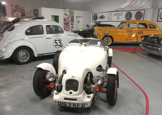 hollywood cars museum las vegas nv