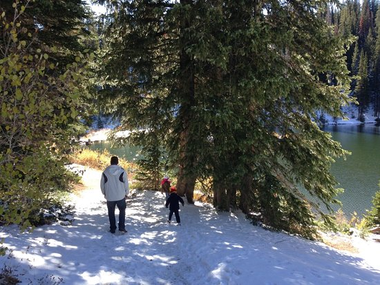Waldorf Astoria Park City: exceptional hiking nearby