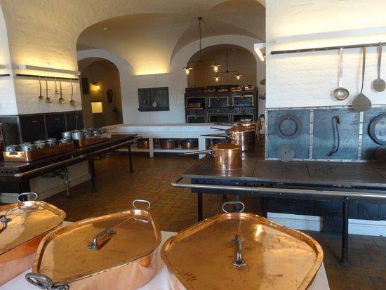 Royal Kitchen - Picture of Christiansborg Palace, Copenhagen ...
