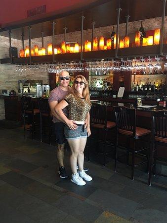 Fogo de Chao Brazilian Steakhouse: Bar da recepção