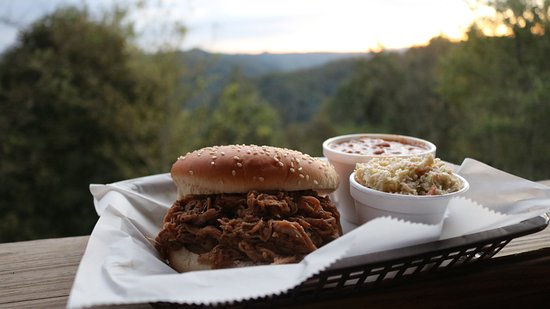 Gilbert, WV: #BBQWithAView