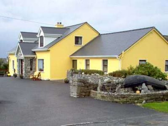 Seascape Bed And Breakfast Doolin